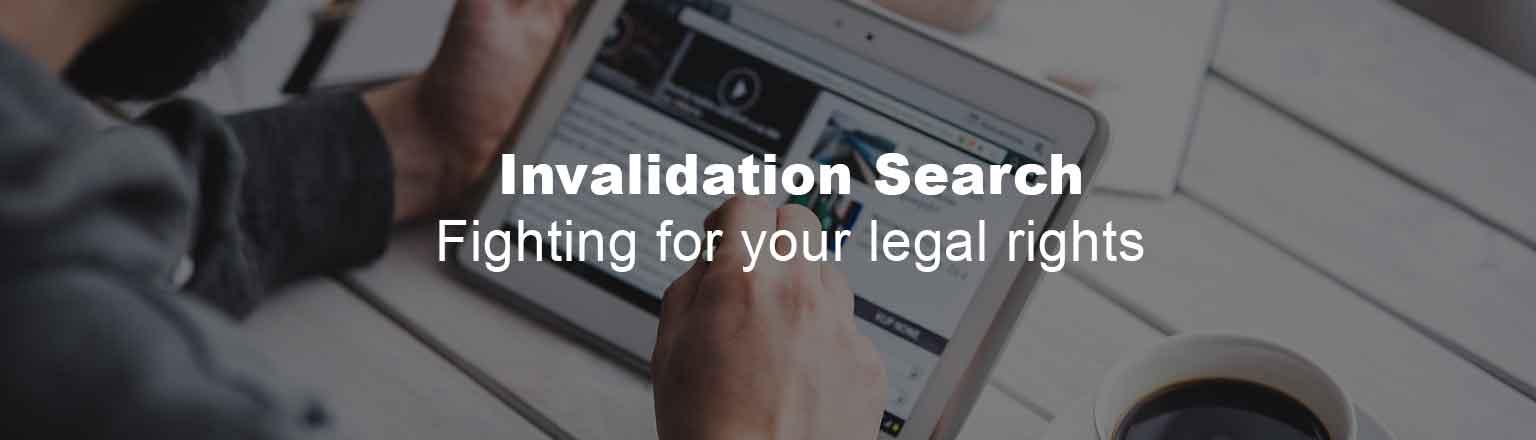 invalidaton search services